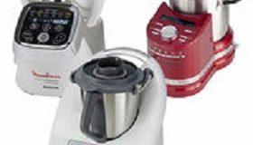 Comparatif  Robots cuiseurs – Test portant sur 34 robots cuiseurs