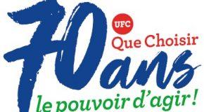 L'UFC Que Choisir fête ses 70 ans